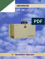 Dehydrator(DBE L1E7)