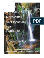 Psalm23 Retreat Syllabus