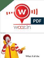 Wooz.in Social Amplification Platform
