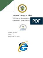 Informe 2 Paola Chico