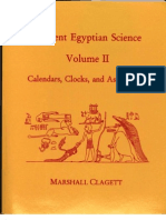 Ancient Egyptian Science