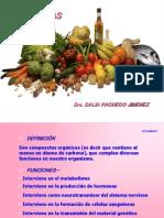 Bioquímica Vitaminas