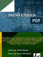 GESTIÓN DE CALIDAD EN LABORATORIOS
