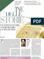 La Fine Delle Storie, Di Walter Siti - La Repubblica 19.07.2013