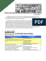 Knuckledustfber 1812 Guide