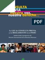 LA LEY DE CONSULTA PREVIA Y SU REGLAMENTO EN EL PERÚ