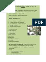 Aplicación de condiciones físicas del área de trabajo.doc
