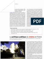 La Politique Du Cinema en France