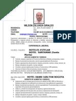 2013 Hv Wilson Zuluaga-Admon Hotelero Cl 1