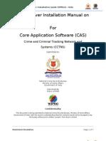 MySQLServer Installation Manual for Unix V1.0