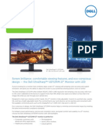 "Dell UltraSharp U2713HM 27"" Full HD LED Monitor"