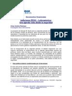 La Agenda de EEU Hacia America Latina