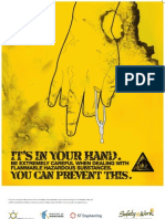 Its in Your HandSafety