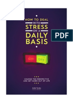 eBook - How to Deal With Stress on a Daily Basis - 2013