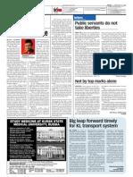 TheSun 2009-05-15 Page12 Green Mayor Walks a Fine Line