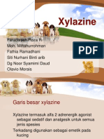 Xylazine ppt- tugas kelompok