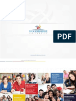 Woodbridge University Educational Brochure