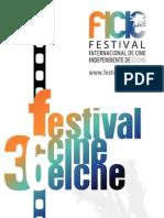 36 Festival Internacional de Cine Independiente de Elche. Lugares de proyección
