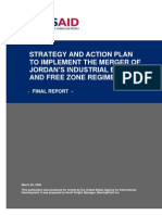 STRATEGY AND ACTION PLAN TO IMPLEMENT THE MERGER OF JORDAN.docx
