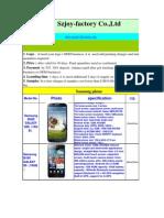 Brand Smartphone