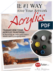 Number 1 Way to Improve Your Artwork Acrylics Ed