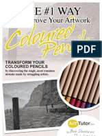 Number 1 Way to Improve Your Artwork Coloured Pencils Ed