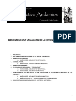 Elementos Para Un Analisis de La Coyuntura - Abril 2013 (1)