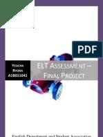 ELT Assessment Final Project