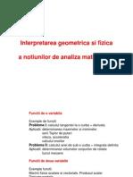 0-Geometria, Fizica Si Analiza Matematica
