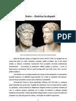 Apollodor – Hadrian în dispută