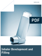 Innovation in Inhaler Development and Filling