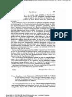 Reseña Culteranismo un theologische Poetik de Heydenreich