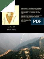 Lao Tse y Confucio