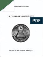 Le-complot-mondialiste - Phillipe Ploncard d'Assac