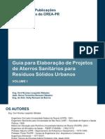 Guia para Elaboração de Projetos de Aterros Sanitários - CREA-PR - Volume I