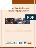 Cluster Profile Report - Pune (Forging) Cluster