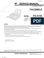 FO-3150 Service and Parts