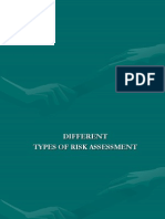8 Different Types of Risk Assessment