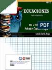 Ecuaciones. Introducción. Imágenes para presentar
