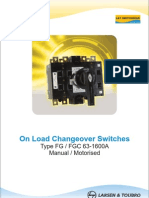 2.Change Over Switch_L&T