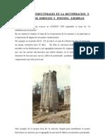 Recuperacion y Reforma de Edificios y Puentes