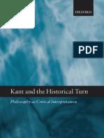Kants Historical Turn_Americks