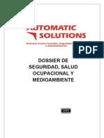 Dossier de Seguridad as PERU111