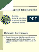 Percepcion Del Movimiento-new
