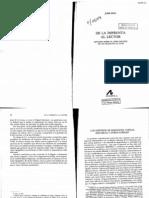 Moll, J. - De La Imprenta a Lector (Fotocopias)