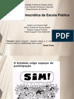 Gestão DEMOCRÁTICA 2013.pptx