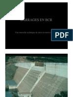 Barrages en BCR05