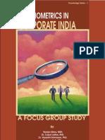 Psychometrics in Corporate India