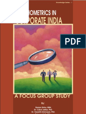 Psychometrics in Corporate India | Psychometrics | Recruitment