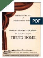 Jacque Fresco Trend Home